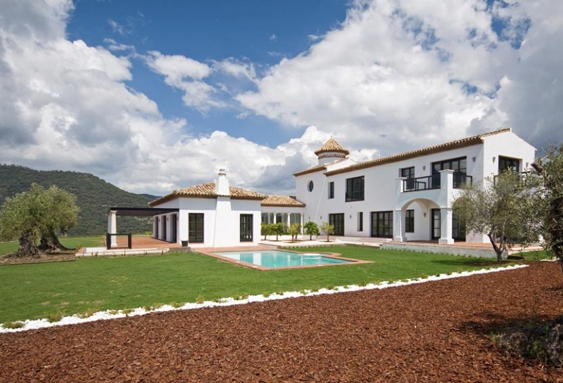 Country estates in Estepona, Casares & Gaucin