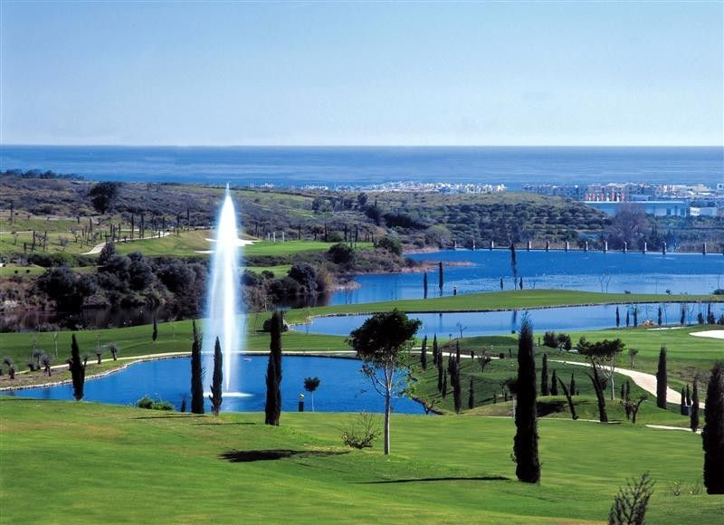 Front line golf plots for sale in Estepona & Benahavís