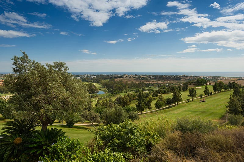 Golf plots for sale on the Costa del Sol